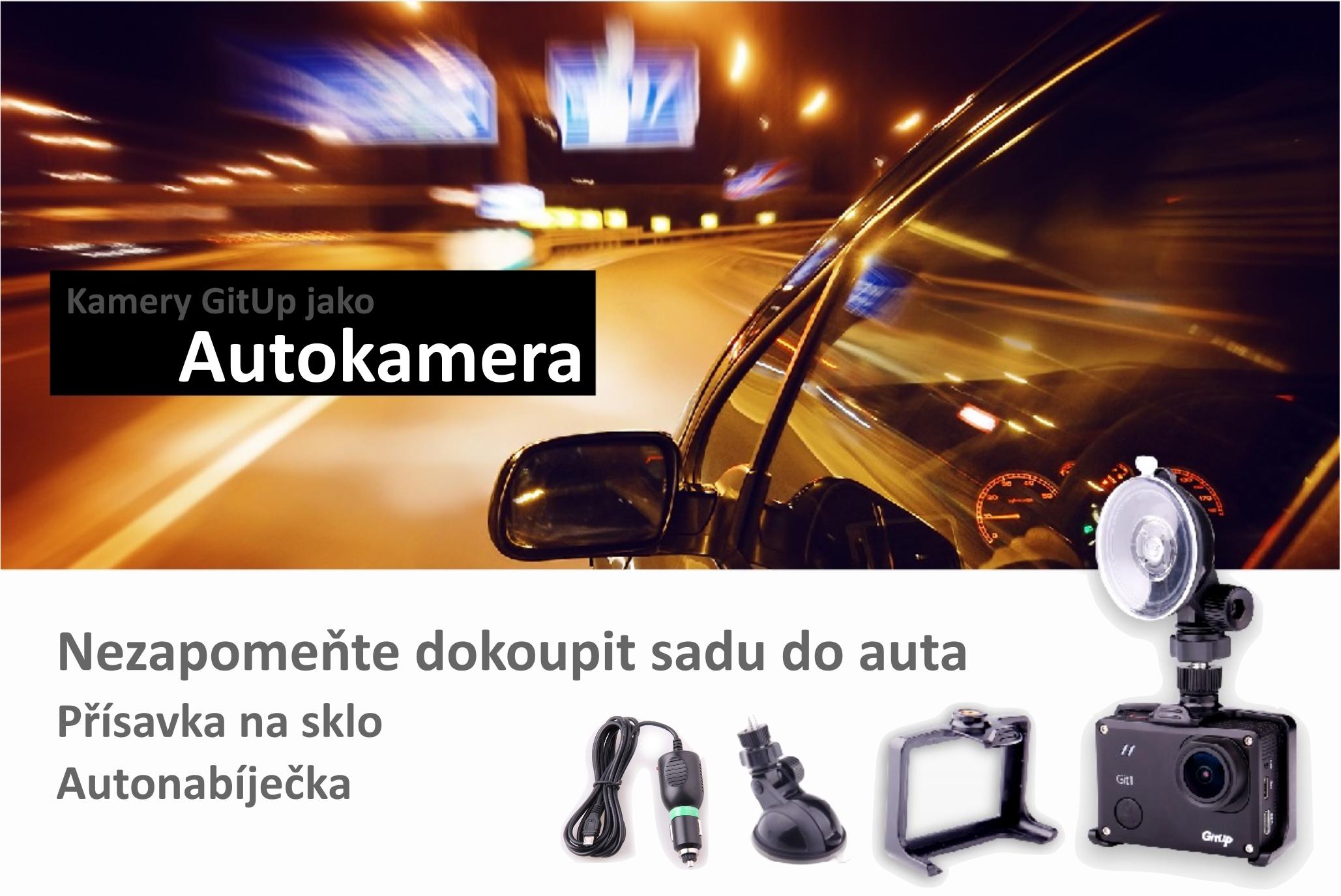 Autokamera GitUp