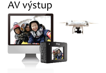 Kamera na dron GitUp Git2